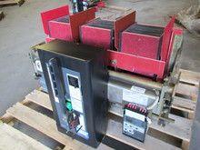 Siemens RLF-4000 4000A Air Breaker w LSI Static Trip III EO / DO RMS-TSI-TZ Amp