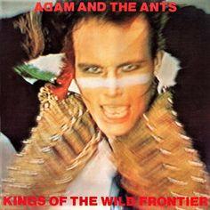 Adam And The Ants - Kings Of The Wild Frontier - CBS - 84549 - Vinyl, LP, Album - UK - 1980 - Rock, Pop