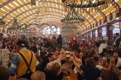Oktoberfest, la fiesta de la cerveza en Directo al Paladar