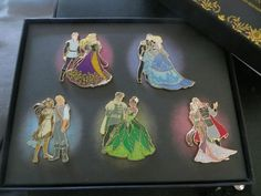 Related image Disney Trading Pins, Disney Pins, Disney Pin Display, Disneyland Pins, Fairy Tales, Patches, The Originals, Disney Collectibles, Instagram Posts