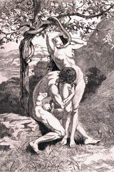 Land Of Nod, Adam And Eve, Image Types, Google Images, Painting, Art, Adam An Eve, Art Background, Painting Art