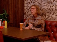 New party member! Tags: season 2 episode 1 twin peaks showtime over it log lady double r diner