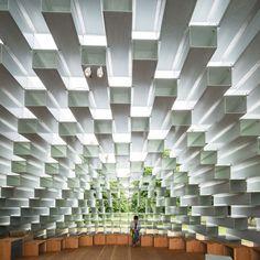 BIG . Serpentine Gallery Pavilion . London (21)