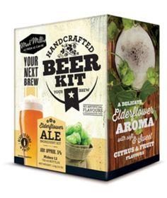 Your Next Brew - Elderflower Ale Beer Kit