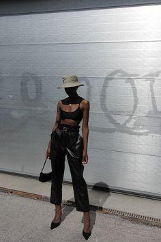 Bucket Hat PVC Shiny Wet Look Men/'s Women/'s Fashion Rave Festival GOLD
