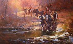 The Stolen Ponies Jim C. Norton kK