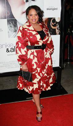 "Actress Chandra Wilson attends the premiere of ""Frankie and Alice"" at the Egyptian Theatre on November 2010 in Hollywood, California. Grey's Anatomy, Chandra Wilson, Miranda Bailey, Virgo Girl, Greys Anatomy Cast, Robin Wright, Red Carpet Looks, Arizona Robbins, Wrap Dress"