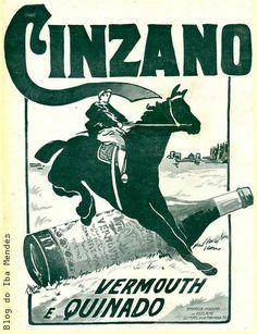 Cinzano (1914) - Propaganda Antiga