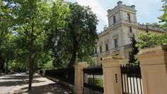 """16-Kensington-Palace-Gardens-London-U.K.  Owner: Lakshmi Mittal, worth $16.5 billion Purchse Price: 57 million pounds in 2004 (nearly $90 million) The Indian steel magnate picked up a 55,000-square foot mansion (not pictured) from billionaire Bernie Ecclestone and, after pouring millions more into its renovation, named it """"Taj Mittal."""" Located on Billionaires Row, it has 12 bedrooms, a pool and marble sourced from the same quarry as the Taj Mahal."""