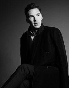 Benedict Cumberbatch por Paula Kudacki para el TIME