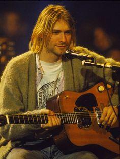 Kurt Cobain son histoire de Nirvana à l'enfer MTV Unplugged