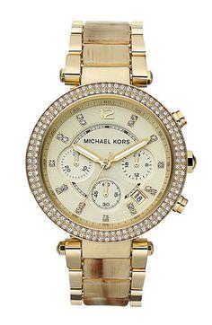 Michael Kors 'Parker' Chronograph Watch, 39mm | Nordstrom