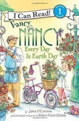 Earth Day!  My kids love fancy Nancy Books! :)
