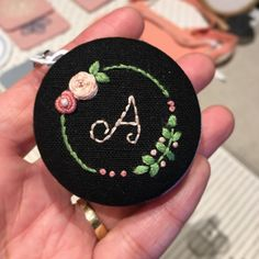# Embroidery than flowers # Chuncheon French Embroidery Cheap Purses, Unique Purses, Cute Purses, Purses For Sale, Embroidery Fashion, Embroidery Jewelry, Embroidery Stitches, Embroidery Patterns, Handbags On Sale
