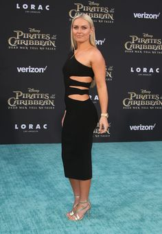 "Lindsey Vonn – ""Pirates of the Caribbean: Dead Men Tell no Tales"" Premiere in Hollywood Lindsey Vonn, Disney, Dead Man, Classy Dress, In Hollywood, Pirates, Pin Up, Sexy Women, Formal Dresses"