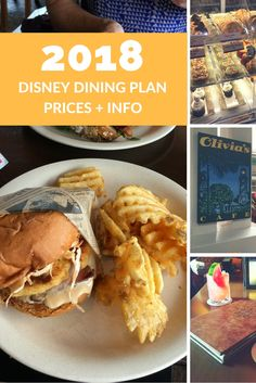 The 2018 Disney Dining Plan packages were just announced and now guests will have several new beverage options available including non-alcoholic specialty beverages and, for Guests 21 and older, beer, wine and cocktails. Guests can…