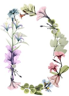 Quirky Wallpaper, Painted Wood Letters, Stencil Font, Alphabet Wallpaper, Watercolor Lettering, Name Art, Floral Letters, Art Clipart, Letter Art