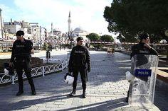 Ъ-Фото - Взрыв в Стамбуле