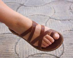 Sandalias de cuero sandalias mujer sandalias para por ForGoodPeople