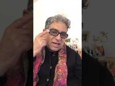Deepak Chopra - How to stimulate the Vagus Nerve To Rebalance Your Chakra's! - YouTube