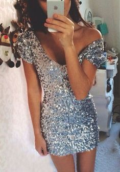 Cap Sleeve Crystal Short Prom Dress, Sexy V