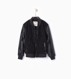 ZARA - NEW IN - Combined jacket
