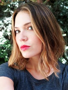 Mandy's Must-Haves: A Do-It-All Concealer Pen, Miracle Gel Polish, and Dye My Hair, New Hair, Mandy Moore Hair, Angled Bobs, Choppy Bobs, Hair Affair, Great Hair, Awesome Hair, Pretty Hairstyles
