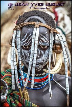 Mursi tribe, Omo Valley, Ethiopia Photo by Jean Yves Juguet -- National Geographic Your Shot