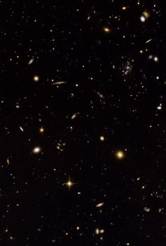 Galaxy in the Making   Images from Hubble Space Telescope have provided a dramatic glimpse of a large and massive galaxy under assembly by the merging of smaller, lighter galaxies. Astrophysicists believe that this is the way galaxies grew..