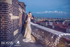 Fotka v albu Wedding photoshooting - Misura Travel & Bossy Photo Studio… Wedding Photoshoot, Photo Studio, Prague, Shoulder Dress, Travel, Dresses, Fashion, Voyage, Gowns