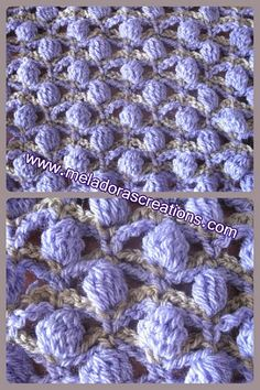 Here you can Learn how to Crochet with the Shadow Tracery Stitch. By Meladora's Creations Free Crochet Patterns and Video Tutorials.