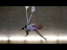 Aerial Yoga Flow Inspiration with Margie Pargie Antigravity Yoga Suspension Training Motivation TRX - YouTube