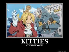 Kitties Everywhere by nothguy.deviantart.com on @deviantART