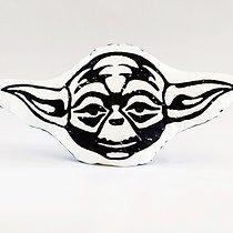 Poduszka Yoda