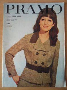 PRAMO PRAKTISCHE MODE Juli 7/1969 + orginal Schnittmusterbogen TOP Zustand | eBay