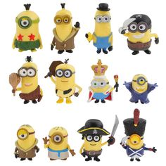Like and Share if you want this  12PCS Despicable Me 2 Minion Halloween Action Figures     Tag a friend who would love this!     FREE Shipping Worldwide     Get it here ---> https://gift-store.moonbeo.com/minion-halloween-action-figures/