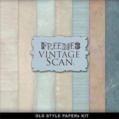 ❥ Freebies Vintage Backgrounds