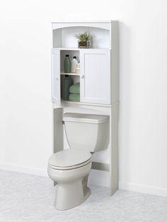 Amazon.com - Zenna Home 9107W, Cottage Collection Spacesaver, White - Medicine Cabinets