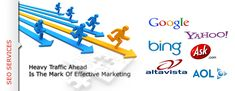 Search Engine Optimization is a beneficial section of online marketing and it achieves the improvement of a website dependent upon the measures established by modern day search engine like Google, Yahoo, MSN and Bing etc.
