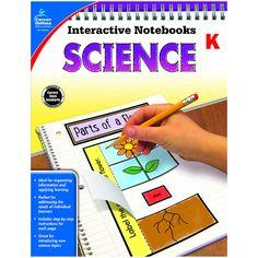 INTERACTIVE NOTEBOOKS SCIENCE GR K