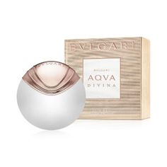 Aqva Divina perfume is a floral-aquatic fragrance for women by Bvlgari. This scent is very bright and sensual and is reminiscent of the salty sea. It is the first feminine fragrance from the Bvlgari Aqva Collection. Bvlgari Aqva Divina, Bvlgari Aqua, Mother Day Gifts, Perfume Bottles, Place Card Holders, Cosmetics, Mothers, Women, Glamour