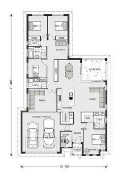 Coolum 225, Our Designs, Orange Builder, GJ Gardner Homes Orange