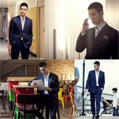 """Incarnation of Jealousy"" Ko Kyeong-pyo ready for transformation @ HanCinema :: The Korean Movie and Drama Database"