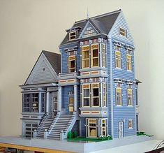 Victorian III and Victorian IIIB | The Brothers Brick | LEGO Blog