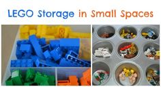 LEGO Storage - The Pleasantest Thing