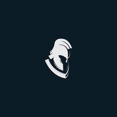 Spartan Logo, Warrior Logo, Knight Logo, Esports Logo, Minimal Logo, Patch Design, Game Logo, Gladiators, Environmental Design