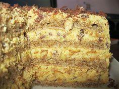Milka cake / Milka torta