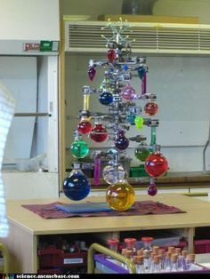 What a lovely chemis-tree!