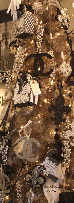 Chanel Tree at G.L.A.M | LOLO