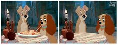 Lady and Tramp gluten free